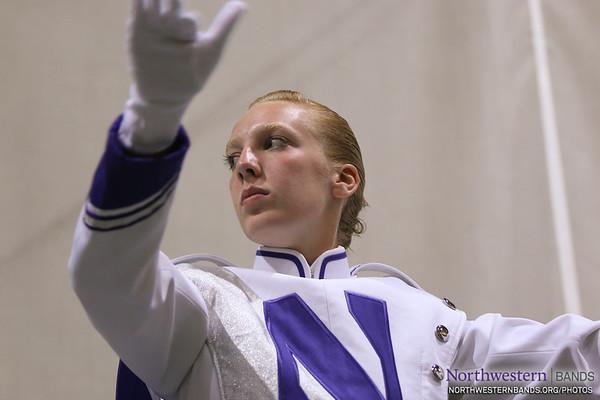 Drum Major Elisabeth Sladek '16