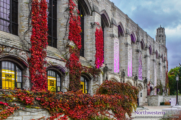Deering Library at Northwestern University