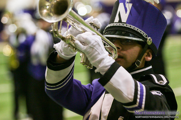 NUMB and NUMBALUMS - Northwestern vs. Nebraska - October 18, 2014