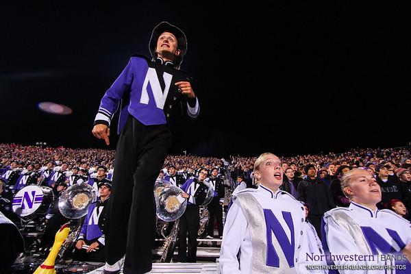 NUMB and NUMBALUMS - Northwestern vs. Nebraska - October 18, 2014