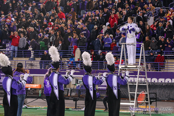 NUMB - Northwestern vs. Nebraska - October 18, 2014