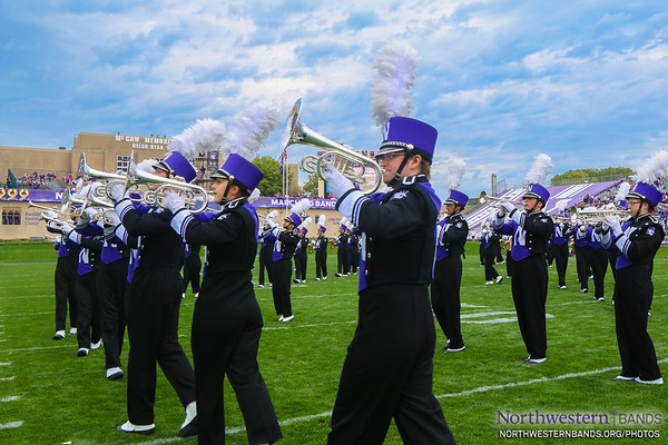NUMB - Northwestern vs. Western Illinois - September 20, 2014