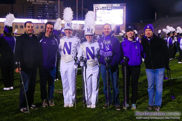 NUMB - Northwestern vs. Nebraska - October 18, 2014