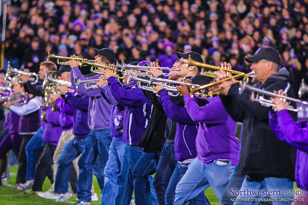 NUMBALUMS - Northwestern vs. Nebraska - October 18, 2014