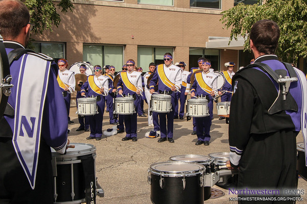Drumline Faceoff