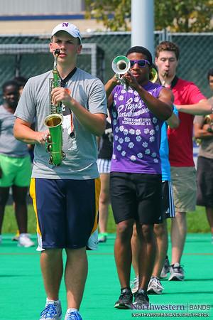 NUMB Band Camp 2014