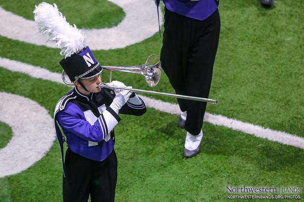 Trombone Topper