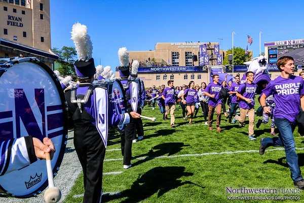 Welcome the Northwestern Class of #NU2019!