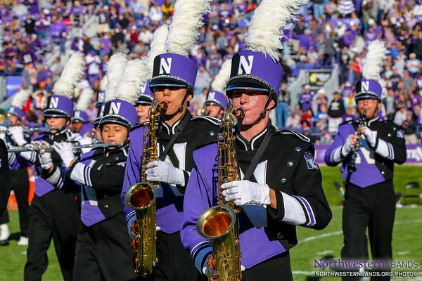 NUMB - Northwestern vs. Eastern Illinois - September 12, 2015
