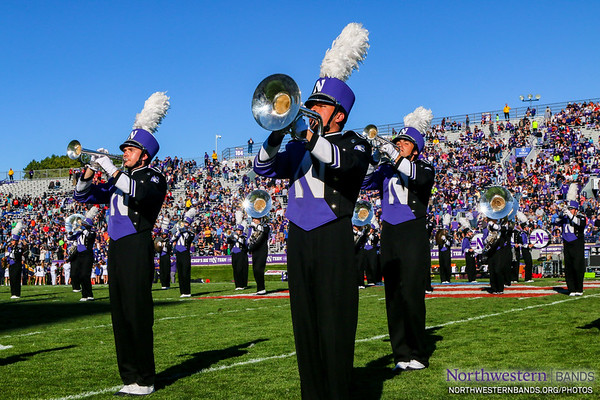 NUMB - Northwestern vs. Eastern Illinois - September 12, 2015