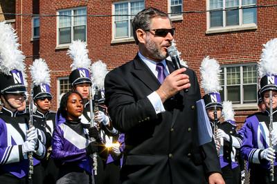 Voice of the Wildcat Band Pete Friedmann