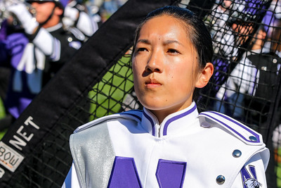 Drum Major Angela Yang
