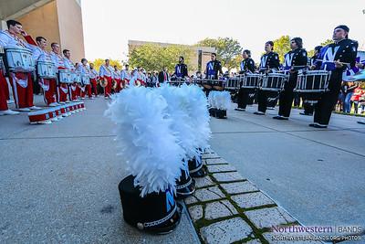 Drumline Face Off: Northwestern at Nebraska