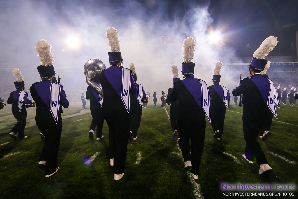 Wildcat Marching Band - Northwestern University Bands