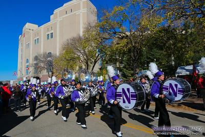Wildcat Victory Parade