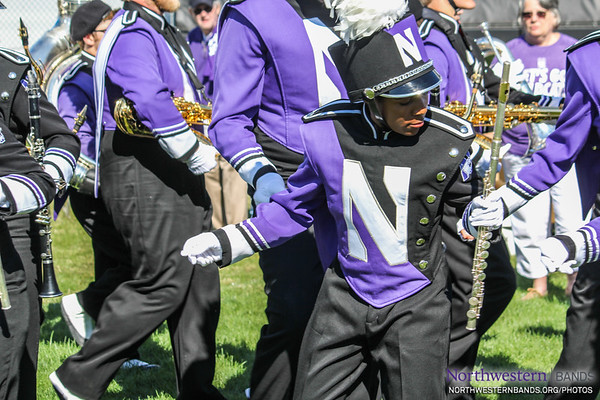 NUMB - Northwestern vs. Western Michigan - September 3, 2016