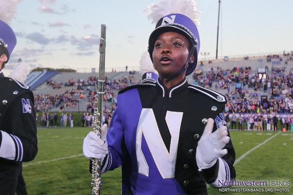 NUMB - Northwestern Football vs. Duke - September 17, 2016