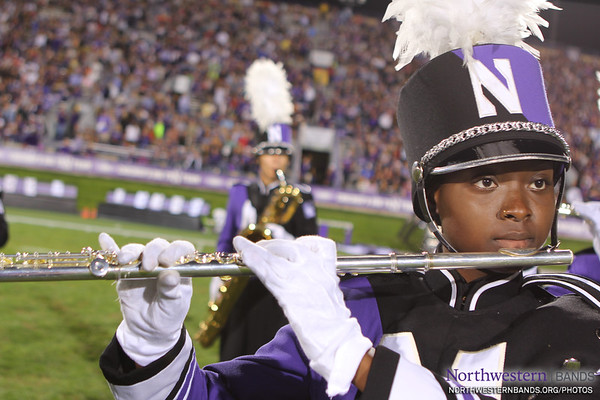 NUMB - Northwestern Football vs. Duke - September 17, 2016