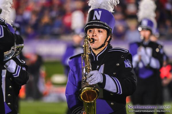 NUMB - Northwestern Football vs. Nebraska - September 24, 2016