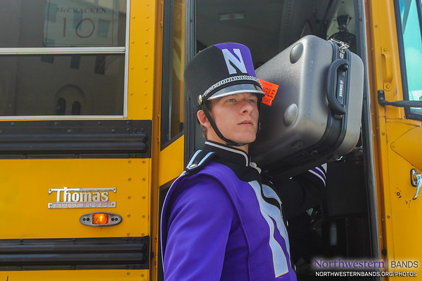 NUMB Getting Off A Bus, Step 2: Game Face