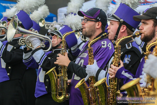Fanfare for @NUAlumni
