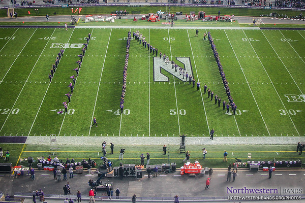 NUMBALUMS Own Ryan Field (for Pregame)