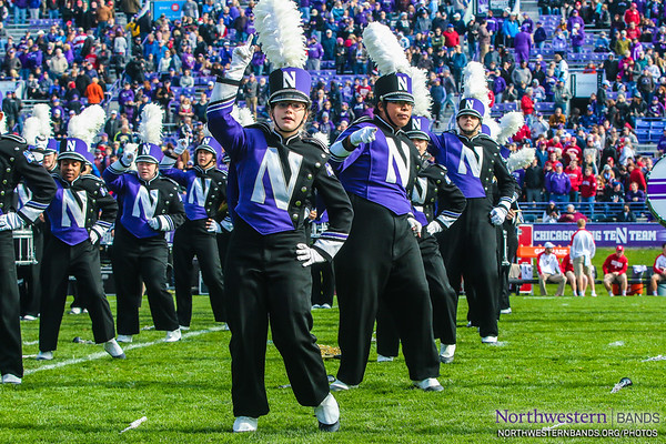 Northwestern University 'Wildcat' Dancing Band