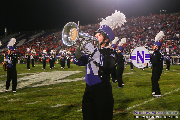 NUMB - Northwestern Football vs. Nebraska - September 24, 2016