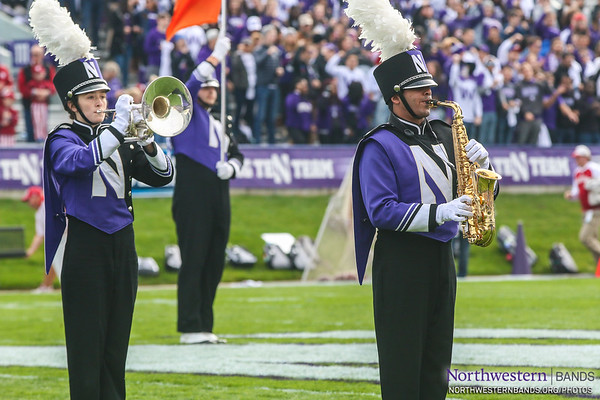 Go U, Northwestern!