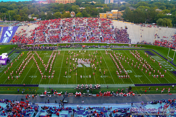 We Love Your Ns, @UNLbands!