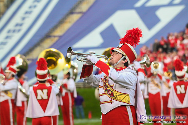Welcome to Ryan Field, @UNLbands!