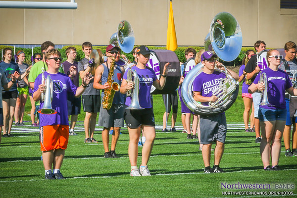 2016 NUMB Band Camp