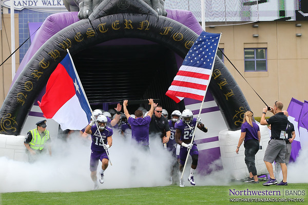 Northwestern Stands With #Texas