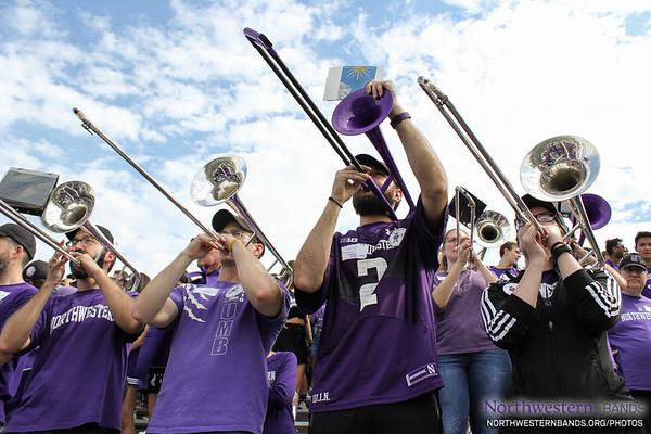 Towering Trombones