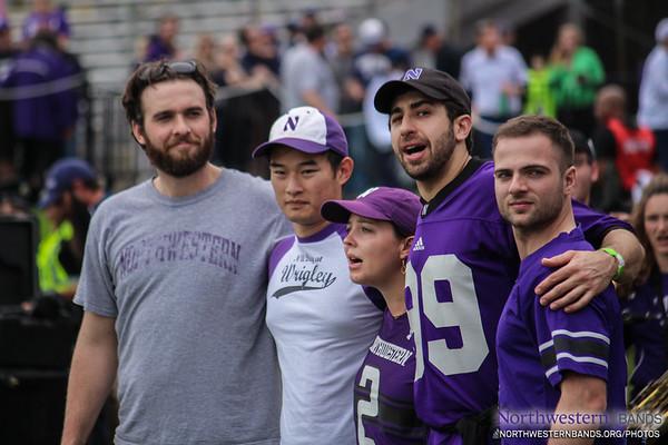 NUMB - Northwestern Football vs. Penn State - October 7, 2017