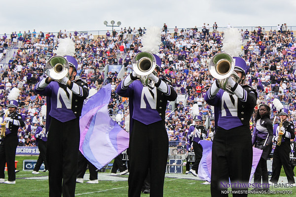 NUMB - Northwestern Football vs. Penn State - October 7, 2017