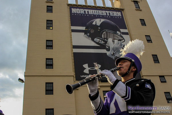 That @NUFBfamily Helmet Might Fit...
