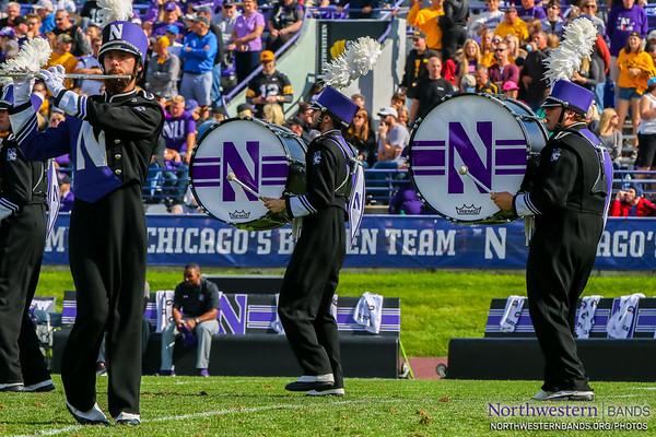 NUMB - Northwestern Football vs. Iowa - October 22, 2017