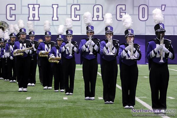 Chicago's Big Ten Band