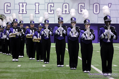 Chicago's Big Ten Band