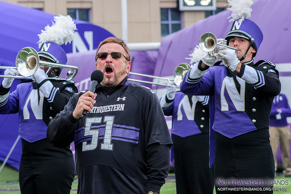 Chicago's Wayne Messmer Sings Our National Anthem