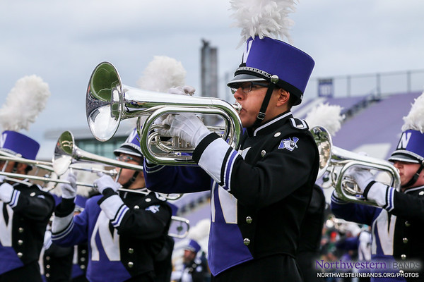 NUMB - Northwestern Football vs. Michigan State - October 28, 2017