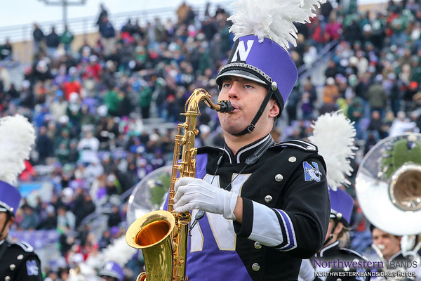 NUMB - Northwestern Football vs. Michigan State - October 28, 2017