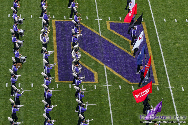 The Old Purple and Gold