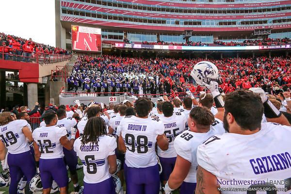 'CATS WIN!! Congrats, @NUFBfamily!