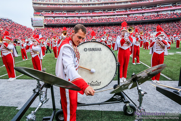 Boom, Crash, @UNLbands!