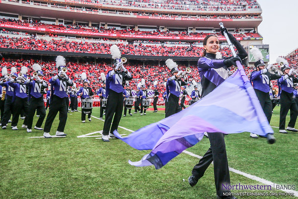 How About a Little Purple for Memorial Stadium at @UNLincoln?