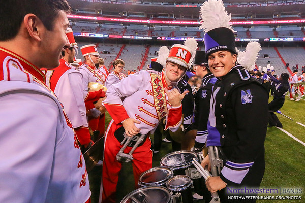 #NUMBtrip - Northwestern Football AT Nebraska - November 4, 2017