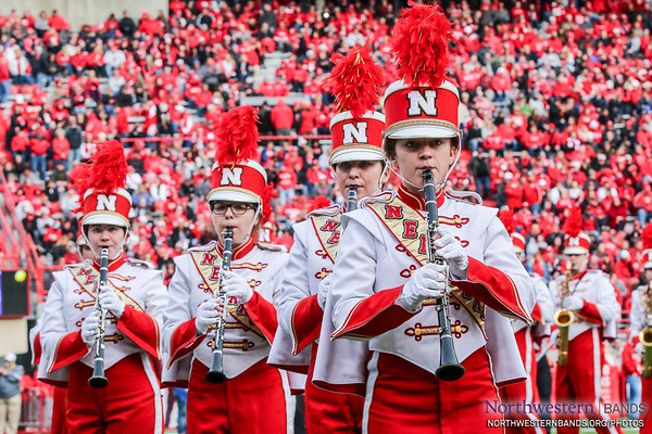 The @UNLbands Classy Clarinets
