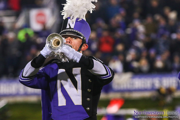 """Go U, Northwestern!"""